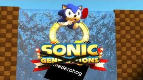 Sonic and the Beanstalk