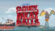 Cloudy with a Chance of Meatballs The Series Title Card