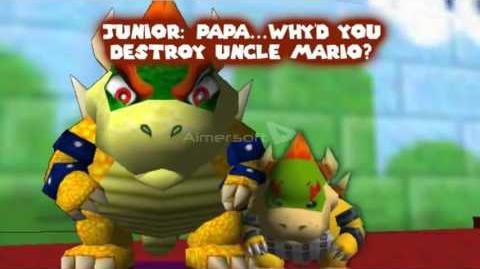 Retarded64 Son of a Bowser