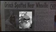 Whoville Newspaper