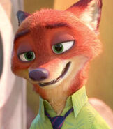 Nick Wilde in Zootopia-0