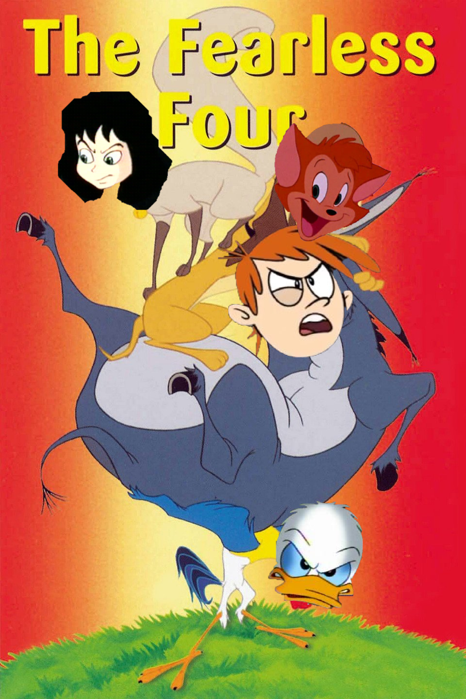 The Fearless Four