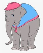 518-5184742 dumbo-mrs-jumbo-clipart-hd-png-download