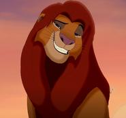Simba-smile