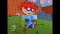 Chuckie Hug a Balloon