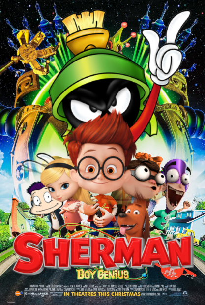Sherman Boy Genius