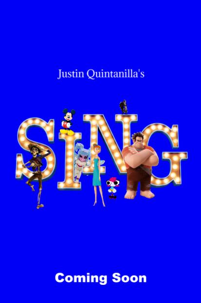 Sing (Justin Quintanilla)