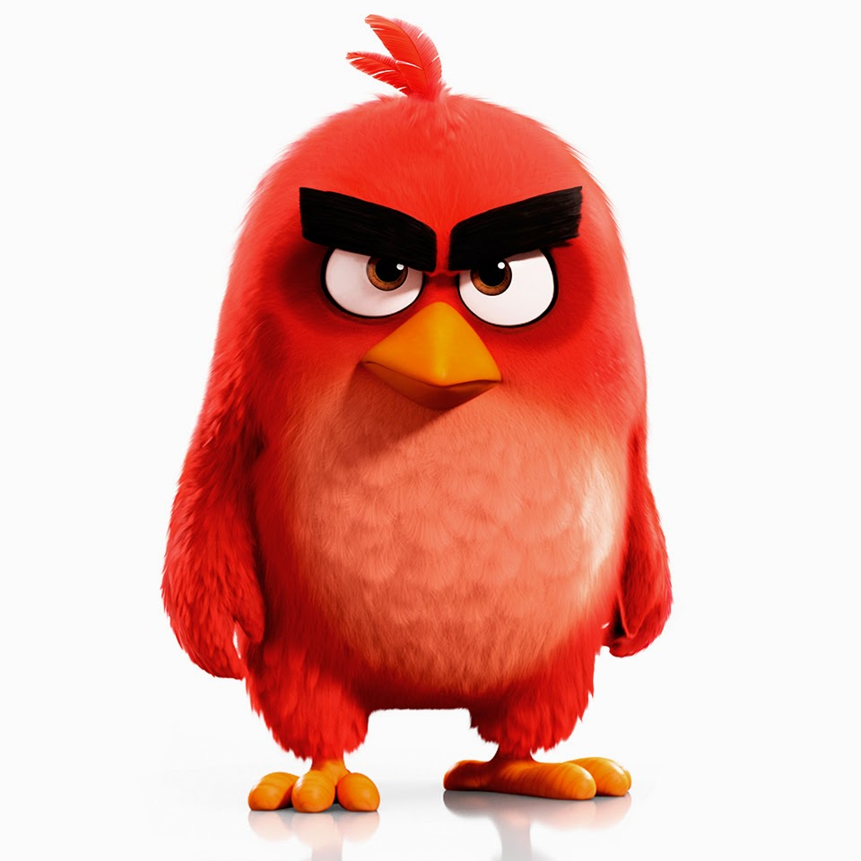 The Great Angry Bird Detective