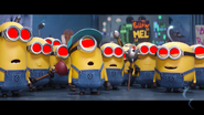 Minions Hypno Shocked Eyes