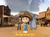 An American Tail Agnes Goes West
