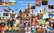 Justin Quintanilla Channel collection
