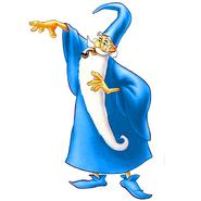 Mr. Merlin as Good Wizard