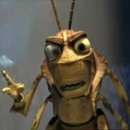 Hopper The Grasshopper