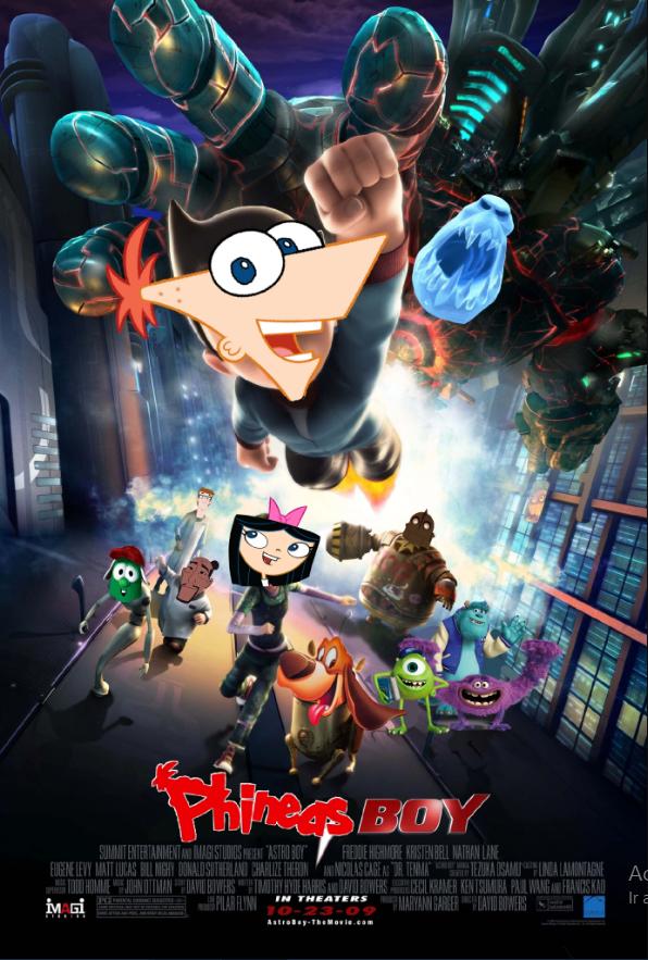 Phineas Boy (Astro Boy)