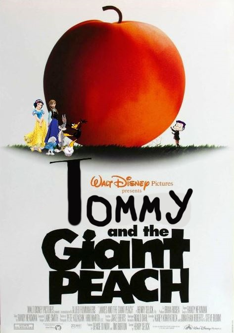 Tommy and the Giant Peach