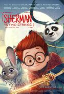 Shermanandthetwostringsposter