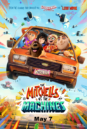 The Mitchells vs The Machines Poster