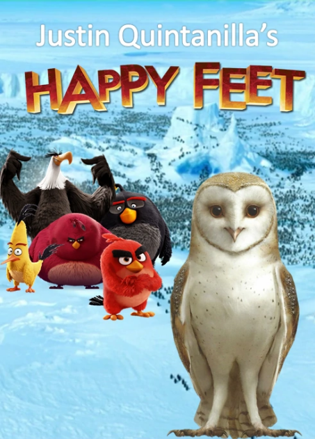 Happy Feet (Justin Quintanilla)