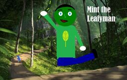 Mint the Leafyman (game)