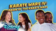 Karate Wars 🥋 Roll It Back Just Roll with It Disney Channel