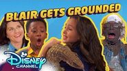 Blair Gets Grounded Roll It Back Just Roll with It Disney Channel