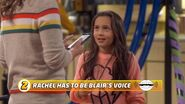 Rachel Has to Be Blair's Voice