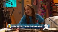 Breakfast Barf Bonanza