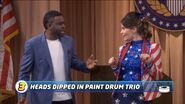 Heads Dipped in Paint Drum Trio