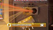 Yogurt Explosion