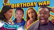 The Birthday War 🎁 Roll It Back Just Roll with It Disney Channel