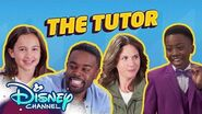 The Tutor Roll It Back Just Roll With It Disney Channel