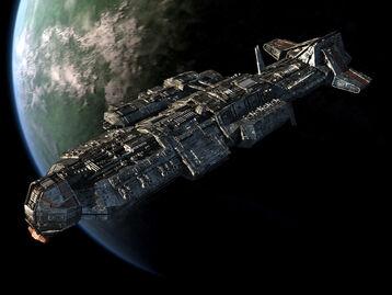 The Orion BattleCruiser
