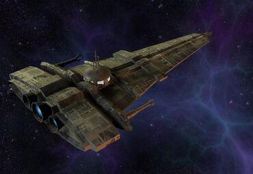 Fortress-Class Carrier Ships
