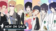 Gakuen K game released art