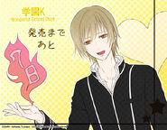 Gakuen K -Wonderful School Days- Countdown Illustrations 7