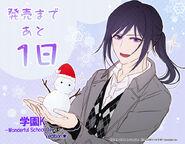 K -Wonderful School Days- V edition countdown 01