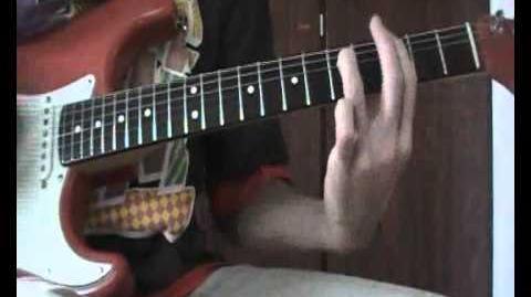 K-ON! - Sunday Siesta Guitar Cover