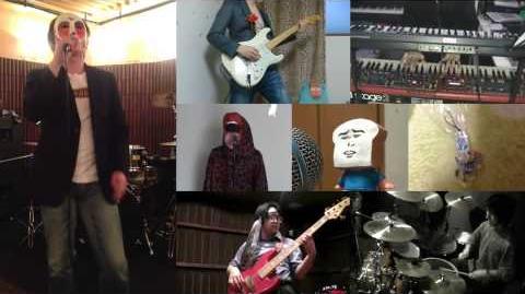 HD Shingeki no Kyojin OP Guren no Yumiya Band cover