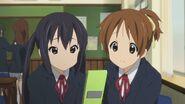 Azusa with Ui