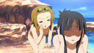 Mio is traumatized