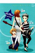 K-ON! Manga College Bonus 2