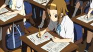 Ritsu's exam strategy
