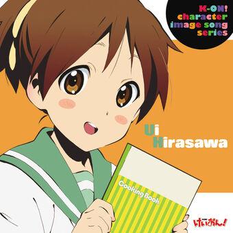 """JAPAN CD K-On Character Image Songs /""""Yui Hirasawa/"""""""
