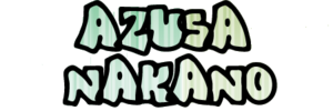 Azusa Nakano name icon.png