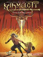 Perceval Et Le Dragon D'Airain