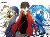 Kagerou Daze Official Anthology Comic -UPPER-