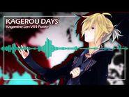 Kagamine Len V4X Power- Kagerou Days -+ VSQx download-