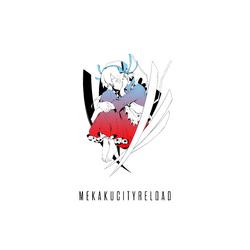 Mekakucity Reload (digital cover).png