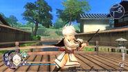 Senran Neptunia Miyabi Screenshot