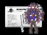 Chara pop murasaki